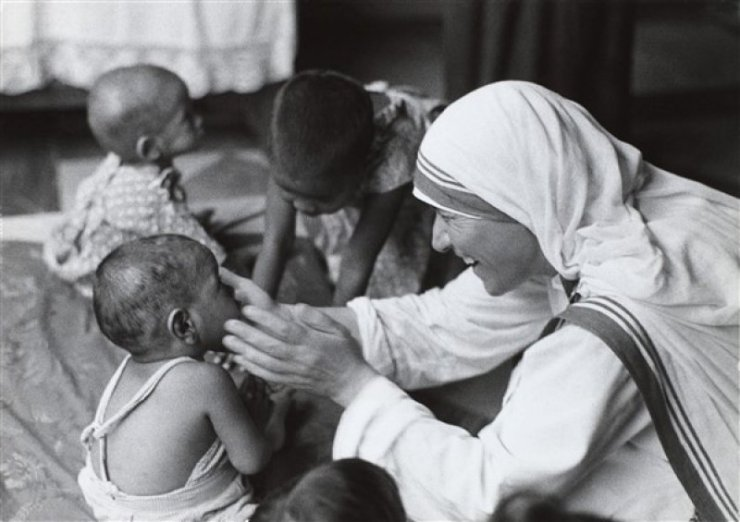 Mother teresa post